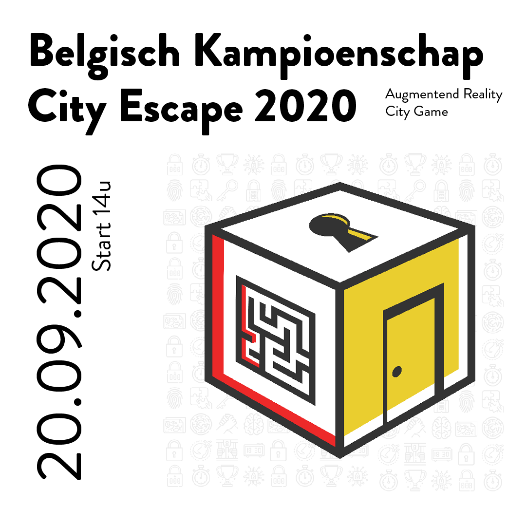 Belgische Kampioenschap City Escape 2020