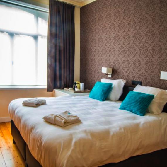 Chambres do Oostende escape & sleep Puzzle escape rooms