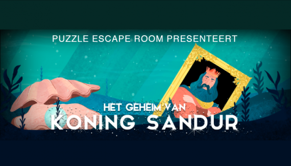 Escape room Het geheim van Koning Sandur III