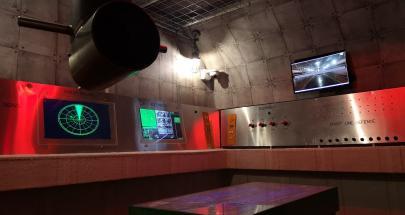 Puzzle escape room The German Submarine